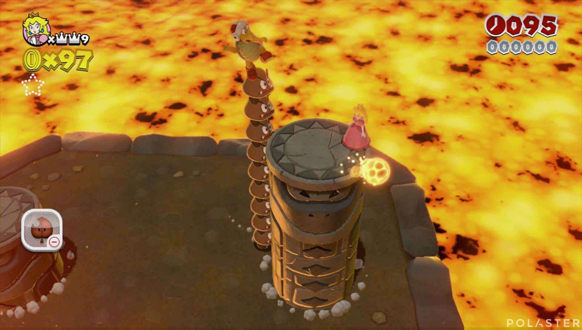 Super Mario 3D World Mundo 5-B
