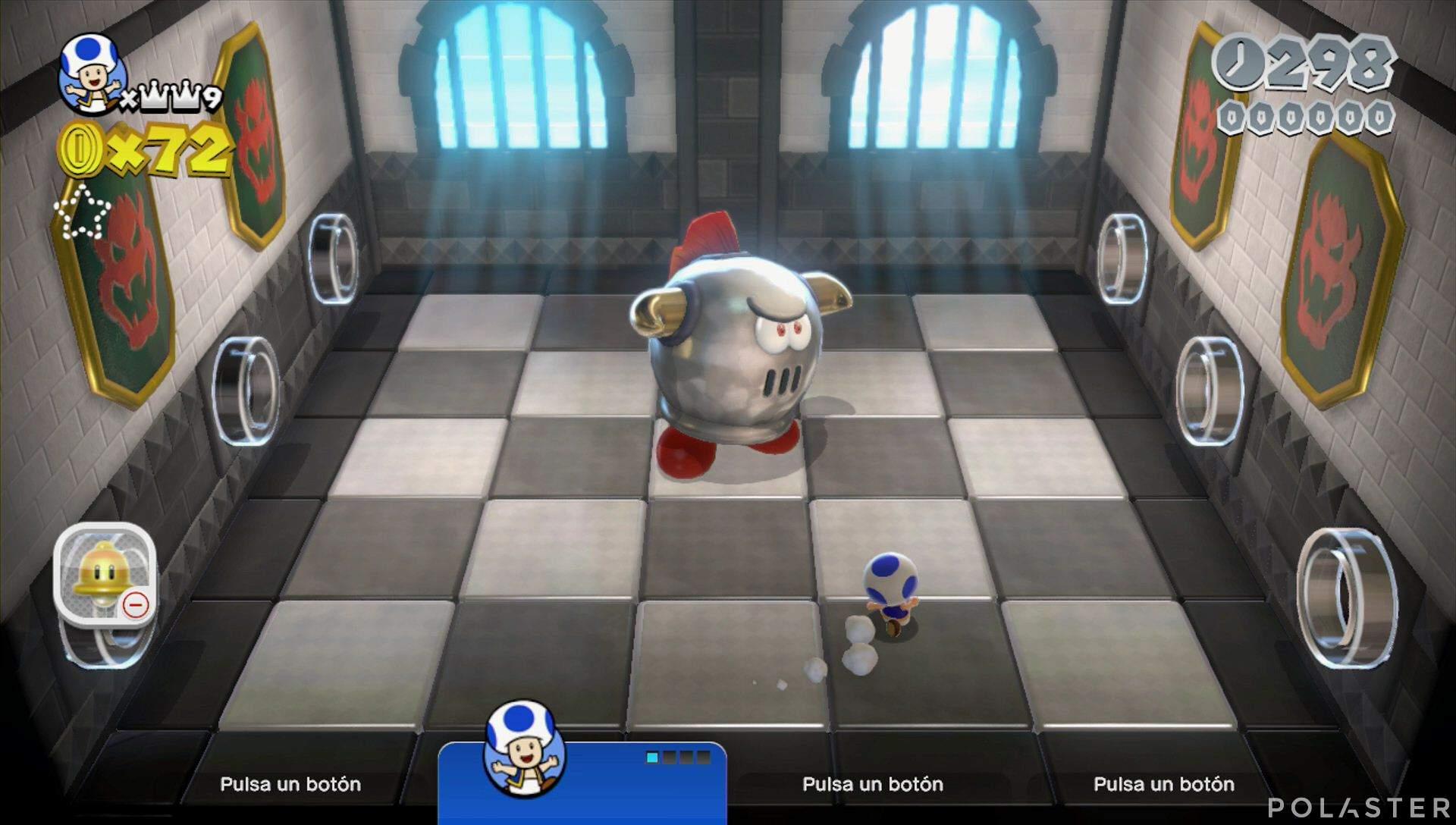Super Mario 3D World Mundo 6-A