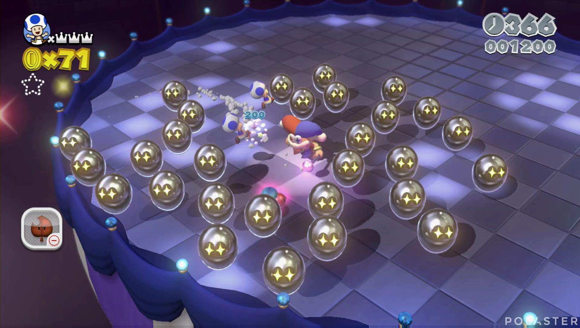 Super Mario 3D World Mundo 6-C