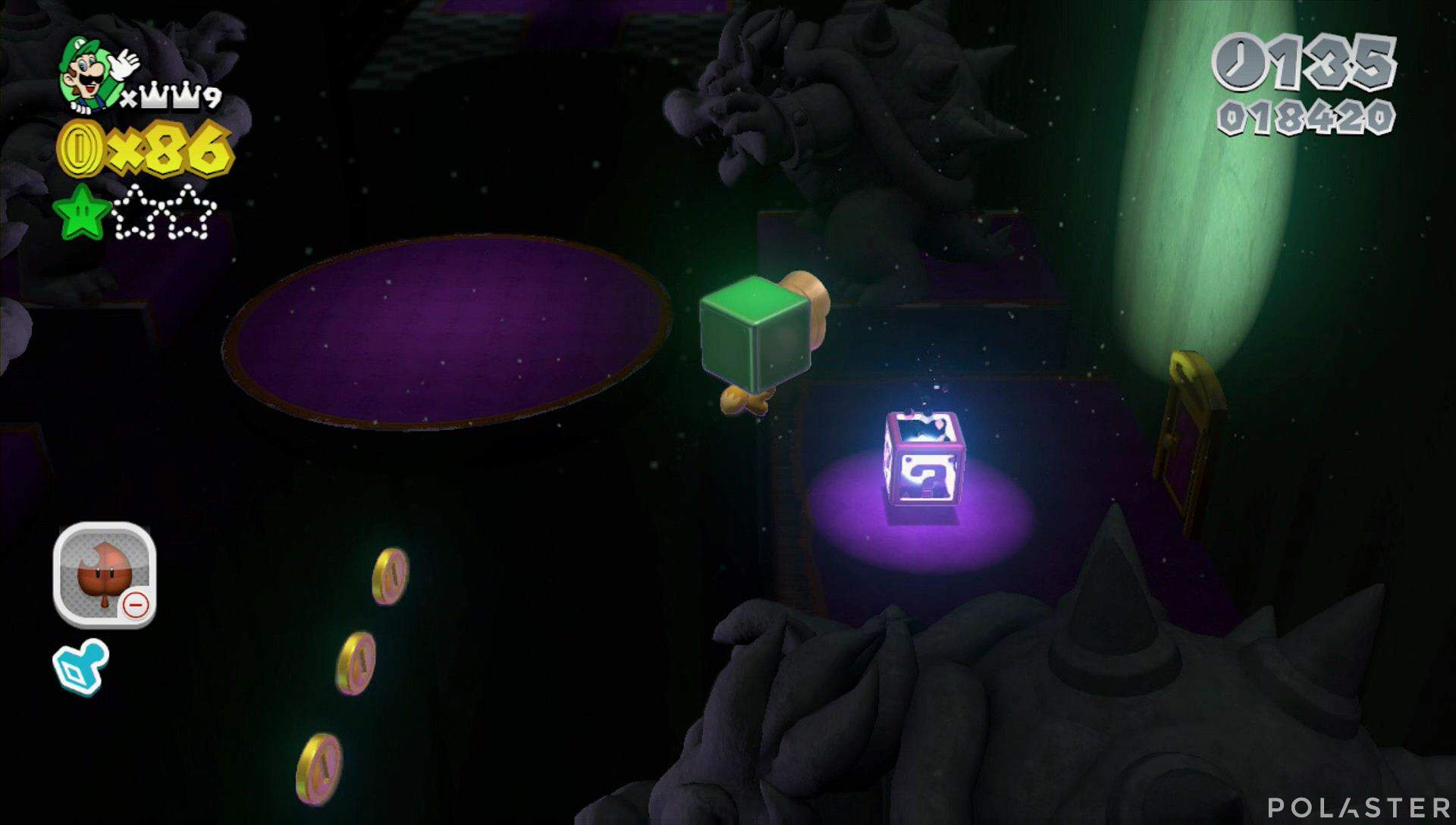 Super Mario 3D World Mundo Bowser-6 Estrella 2