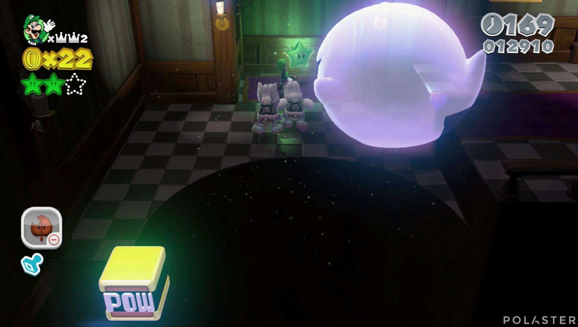 Super Mario 3D World Mundo Bowser-6 Estrella 3