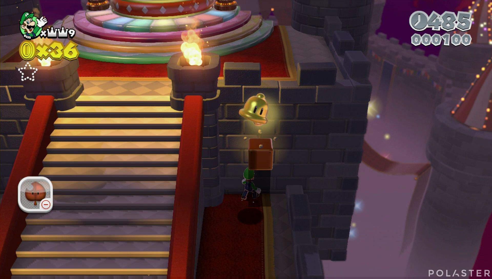 Super Mario 3D World Mundo Bowser-B