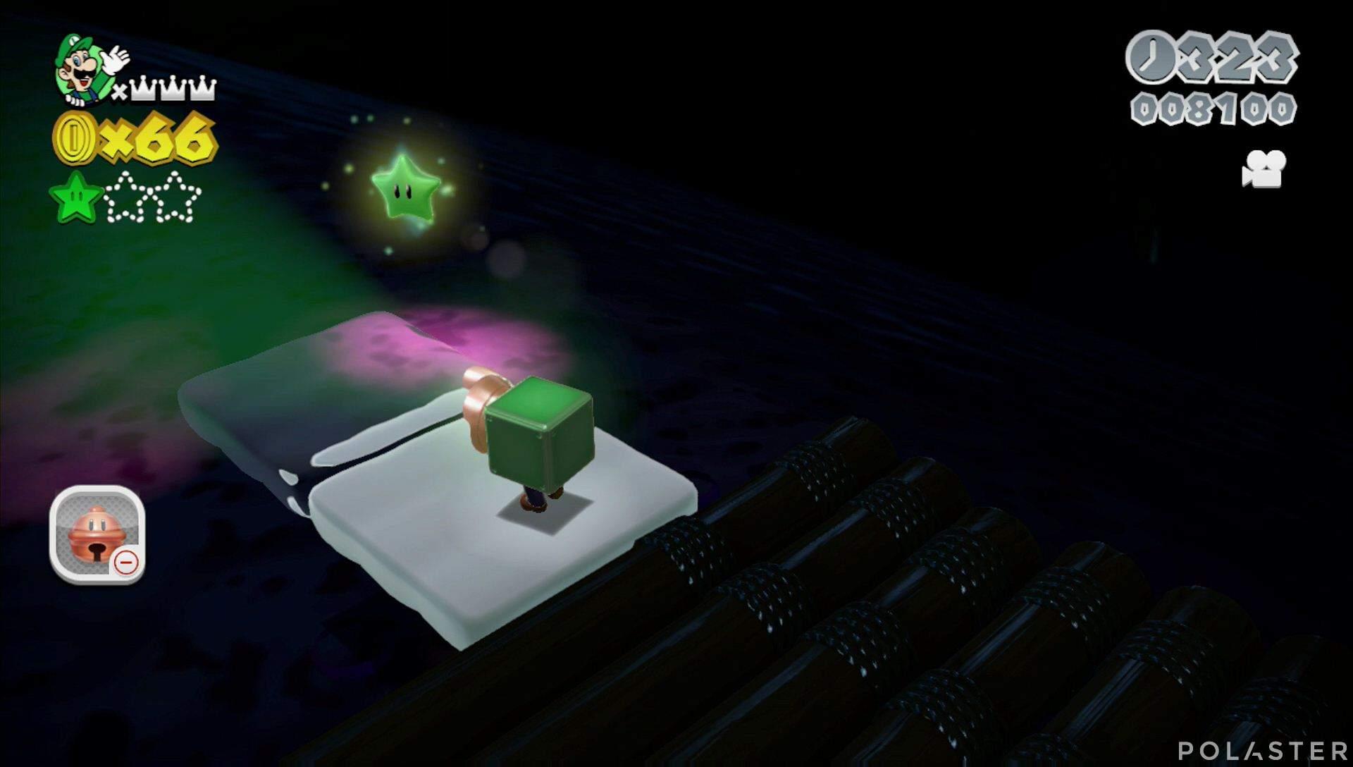 Super Mario 3D World Mundo Champiñón-3 Estrella 2