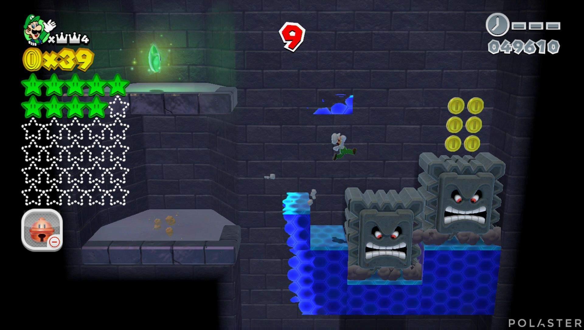 Super Mario 3D World Mundo Corona-Misterio Estrella 10