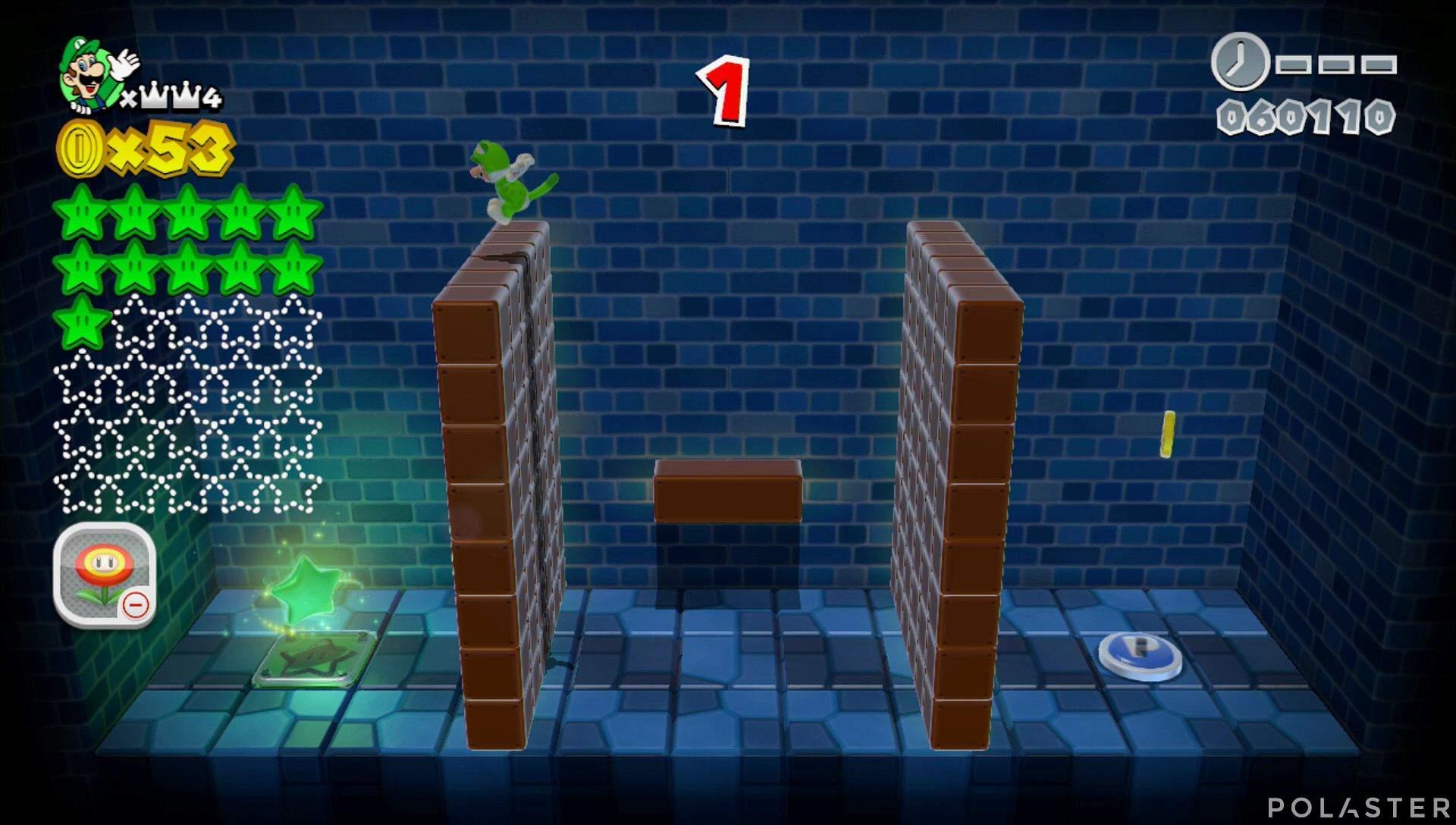 Super Mario 3D World Mundo Corona-Misterio Estrella 12