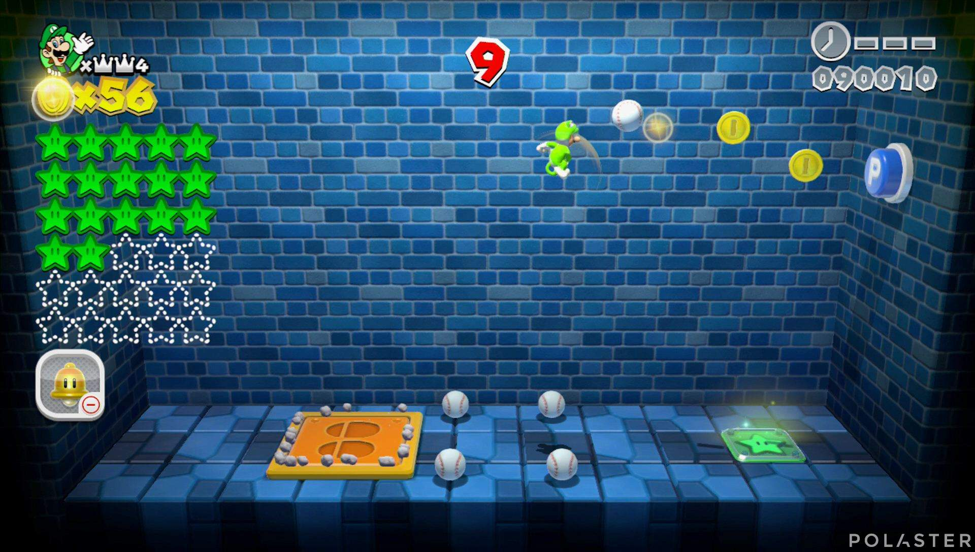 Super Mario 3D World Mundo Corona-Misterio Estrella 18