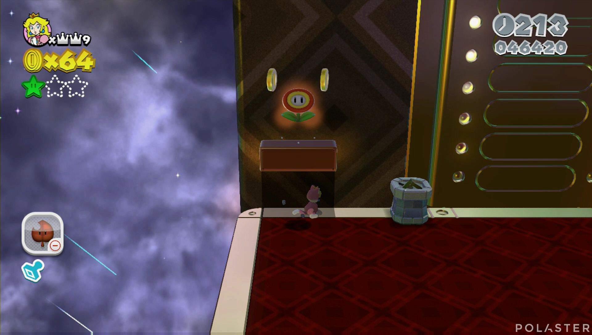 Super Mario 3D World Mundo Estrella-1 Estrella 2