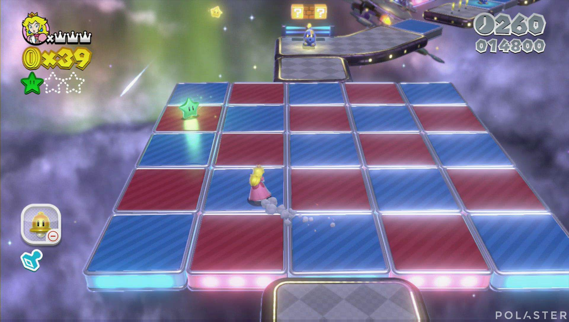 Super Mario 3D World Mundo Estrella-2 Estrella 2