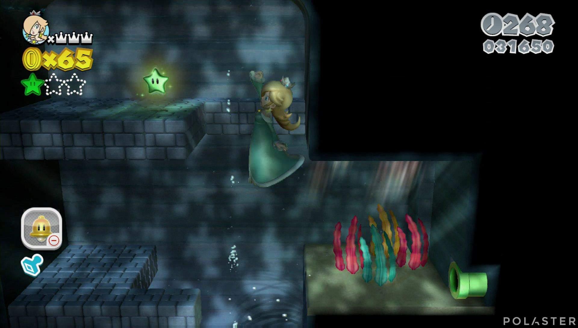 Super Mario 3D World Mundo Estrella-7 Estrella 2