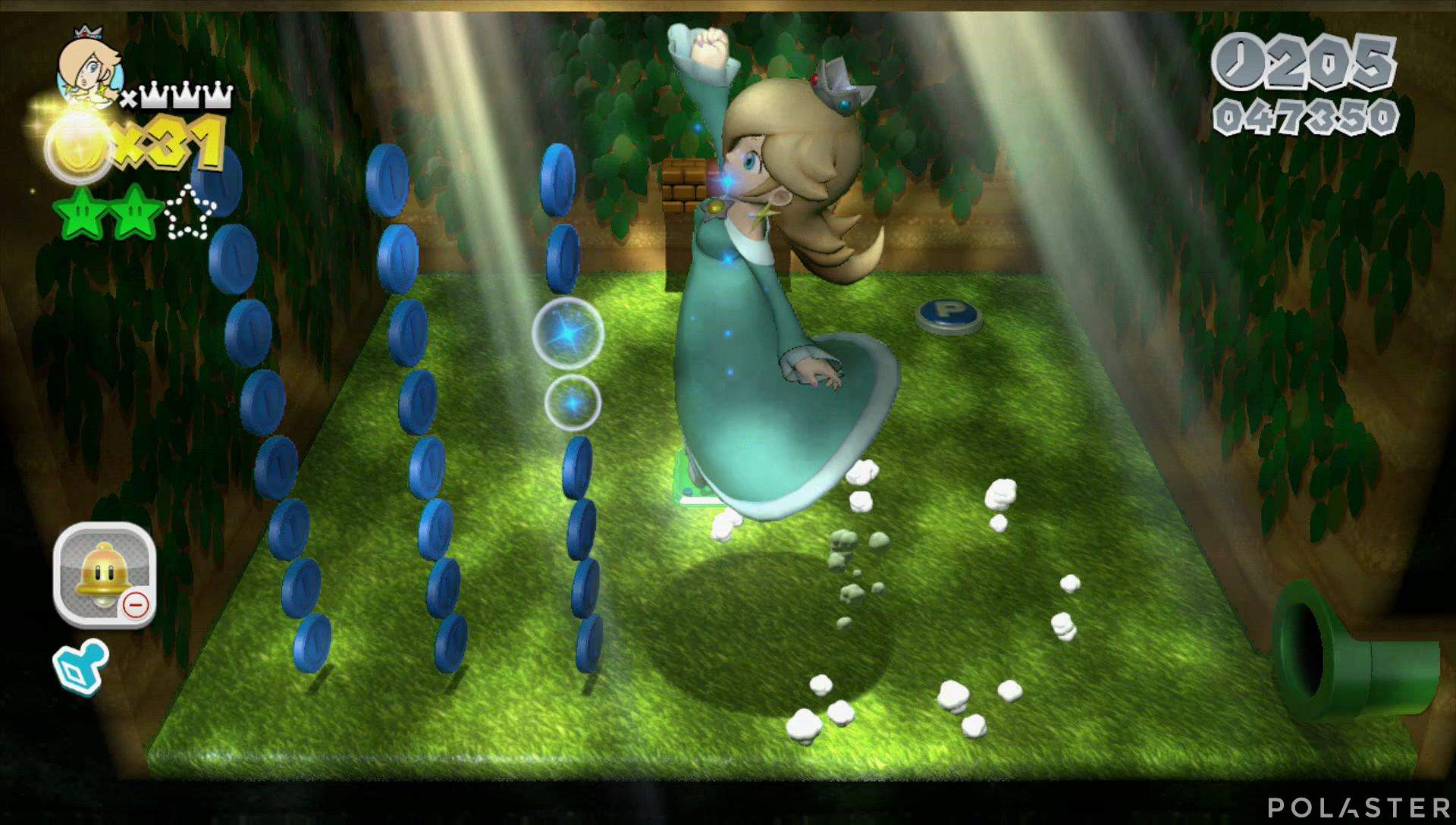 Super Mario 3D World Mundo Estrella-7 Estrella 3
