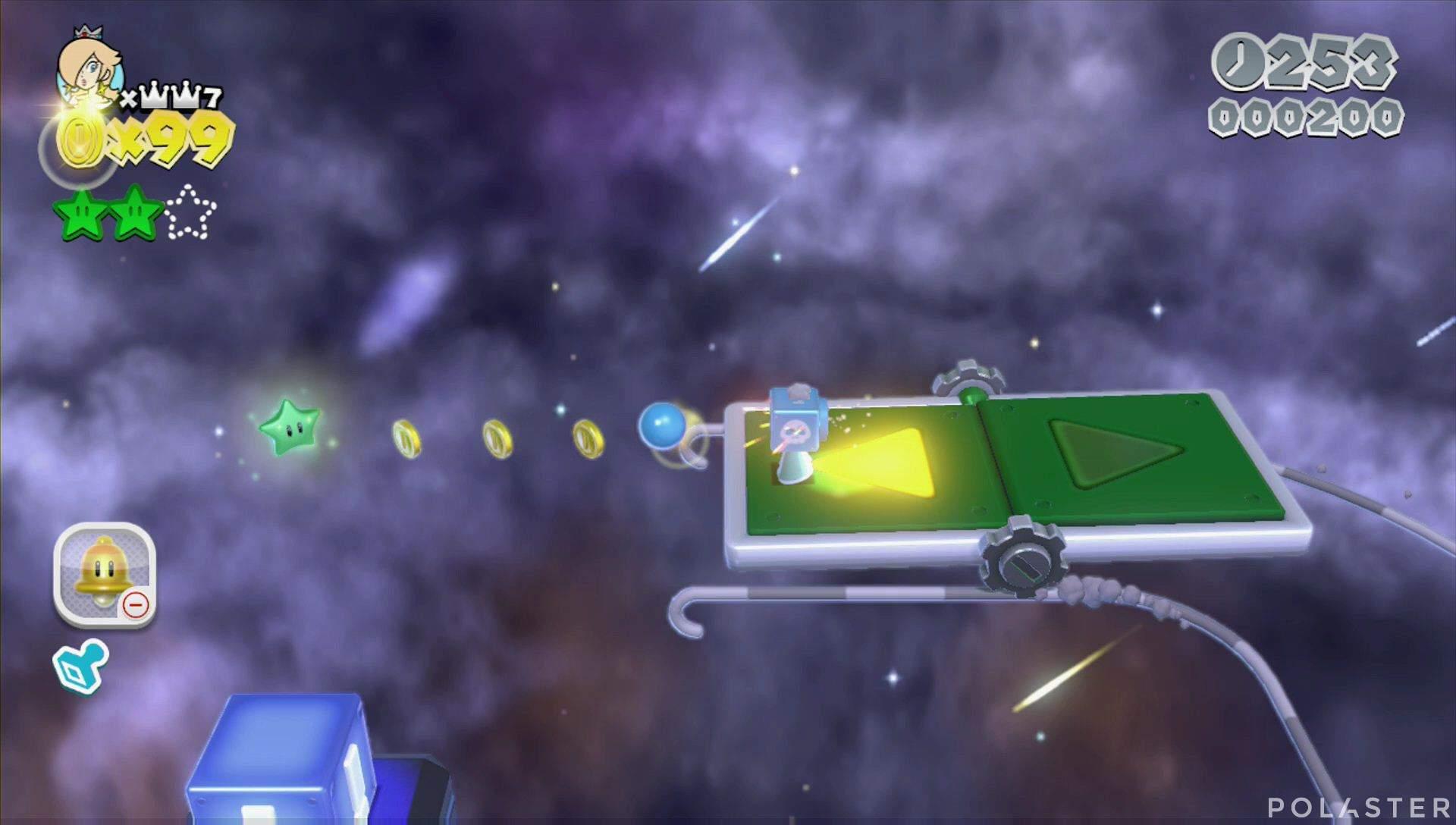 Super Mario 3D World Mundo Estrella-9 Estrella 3