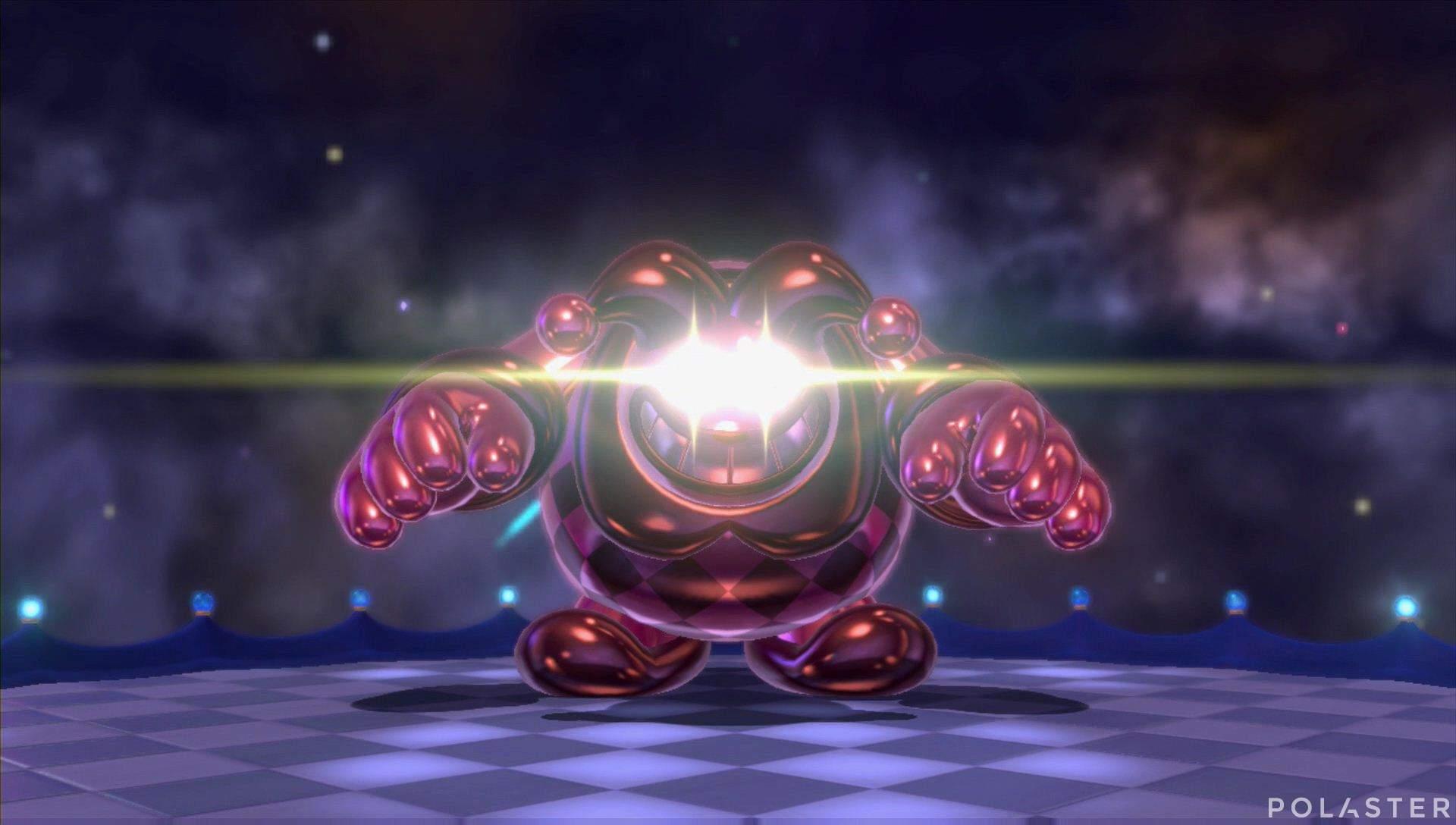 Super Mario 3D World Mundo Flor-12 Jefe Burbufón Jefe