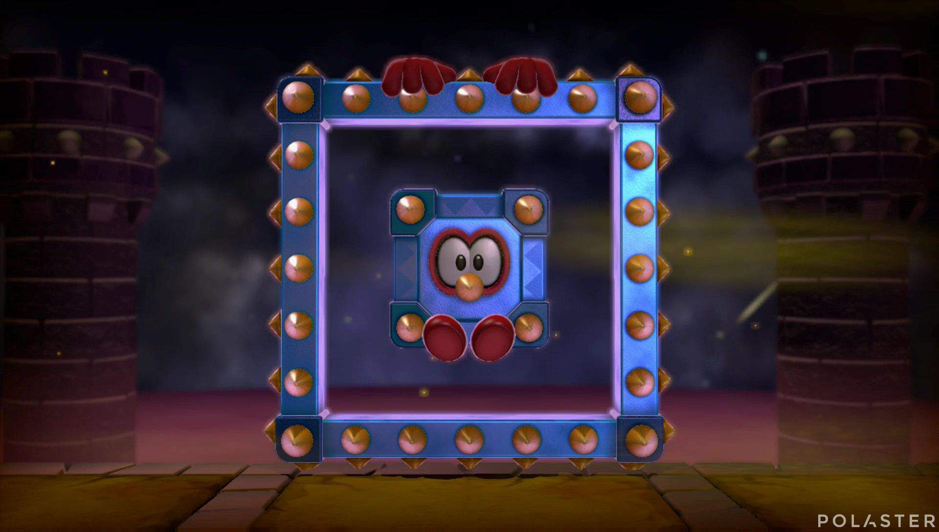Super Mario 3D World Mundo Flor-12 Jefe Rey Marcoplás