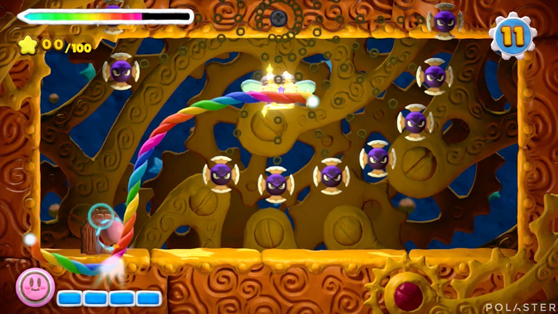 Kirby y el Pincel Arcoíris - Desafío 16 Cofre 10