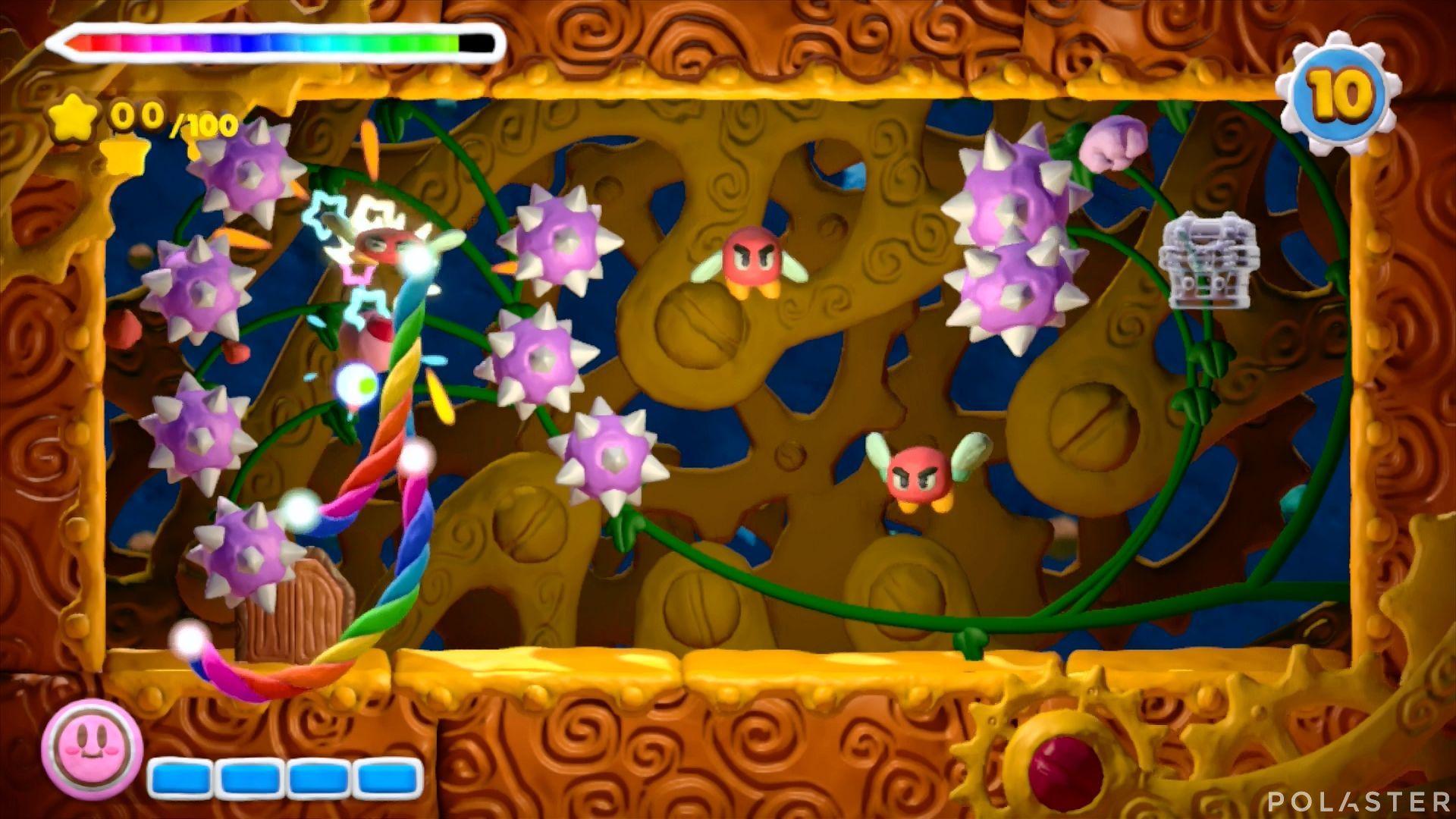 Kirby y el Pincel Arcoíris - Desafío 16 Cofre 2