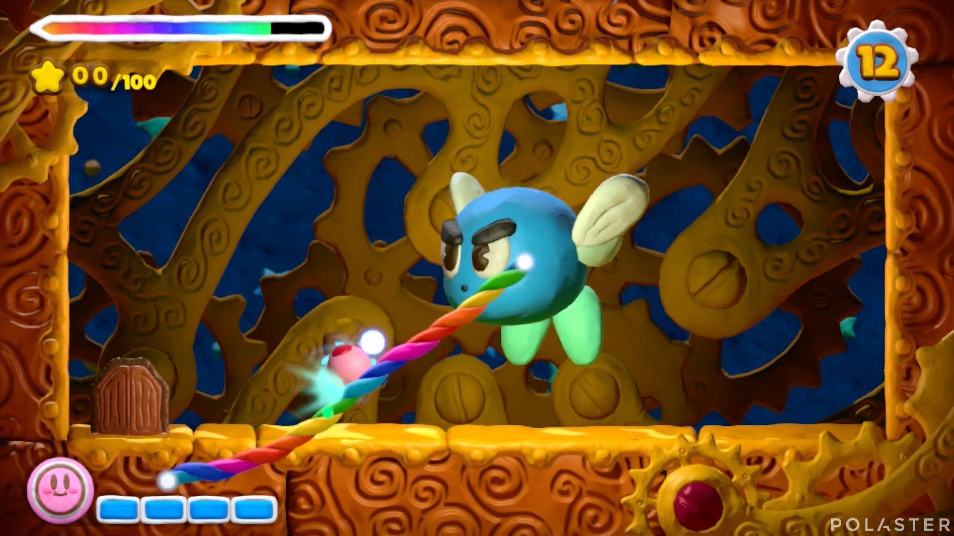 Kirby y el Pincel Arcoíris - Desafío 16 Cofre 6
