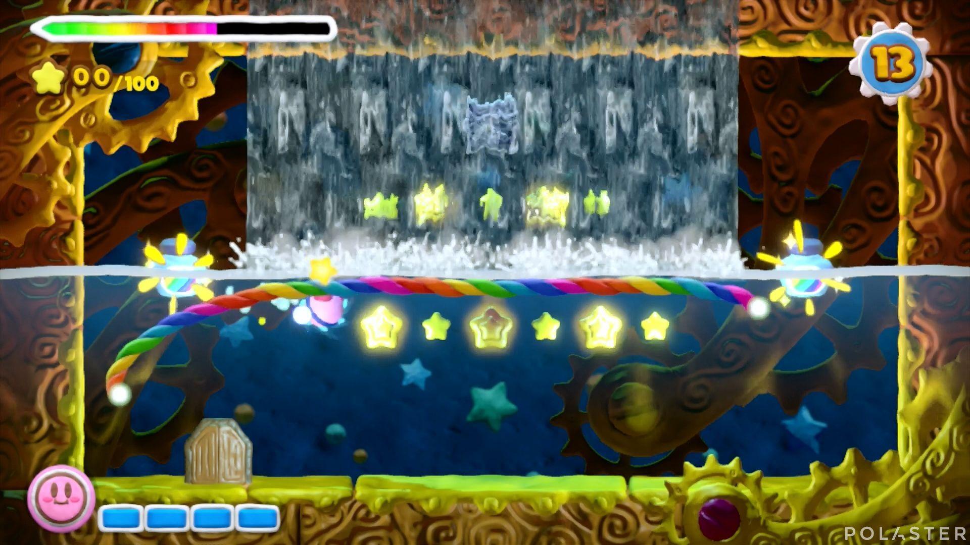 Kirby y el Pincel Arcoíris - Desafío 17: Cofre 2