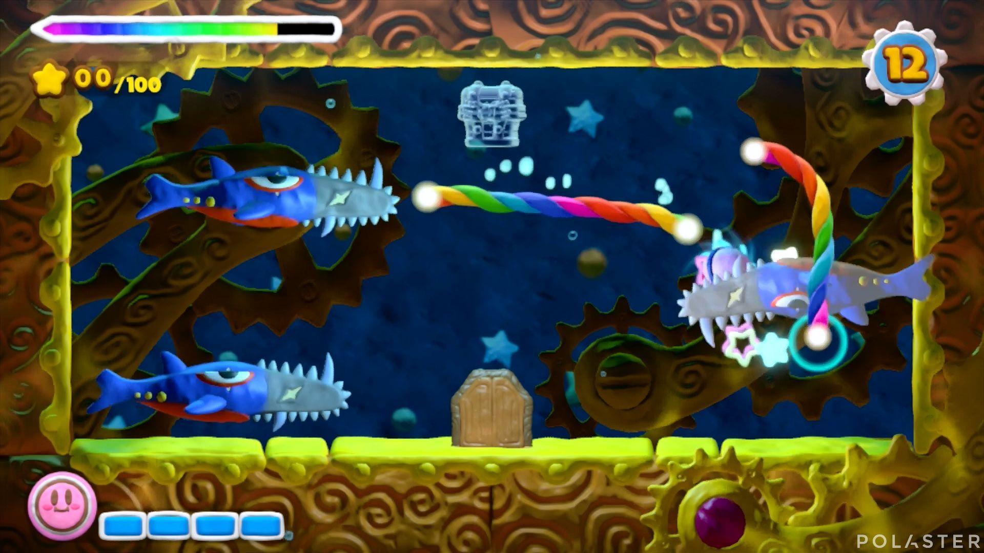 Kirby y el Pincel Arcoíris - Desafío 23: Cofre 10