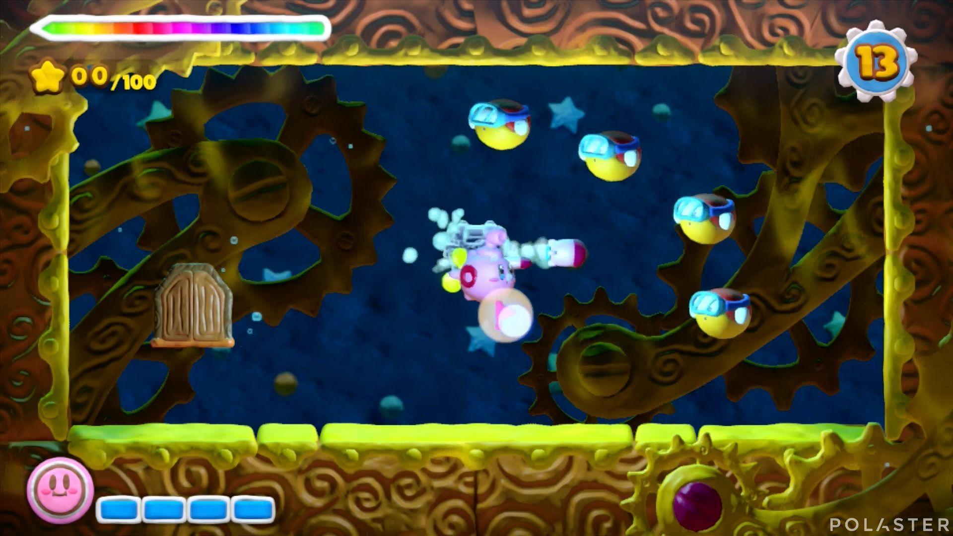 Kirby y el Pincel Arcoíris - Desafío 24: Cofre 5