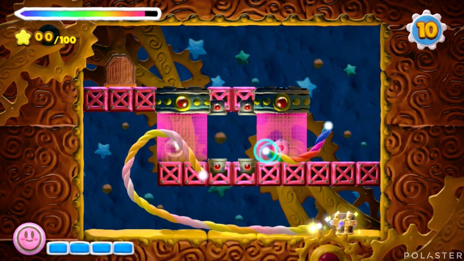 Kirby y el Pincel Arcoíris - Desafío 36: Cofre 2