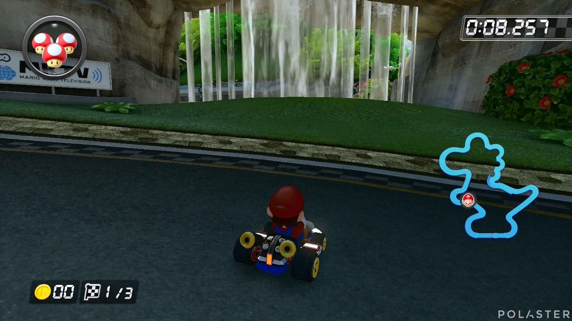 Mario Kart 8 - Circuito Yoshi