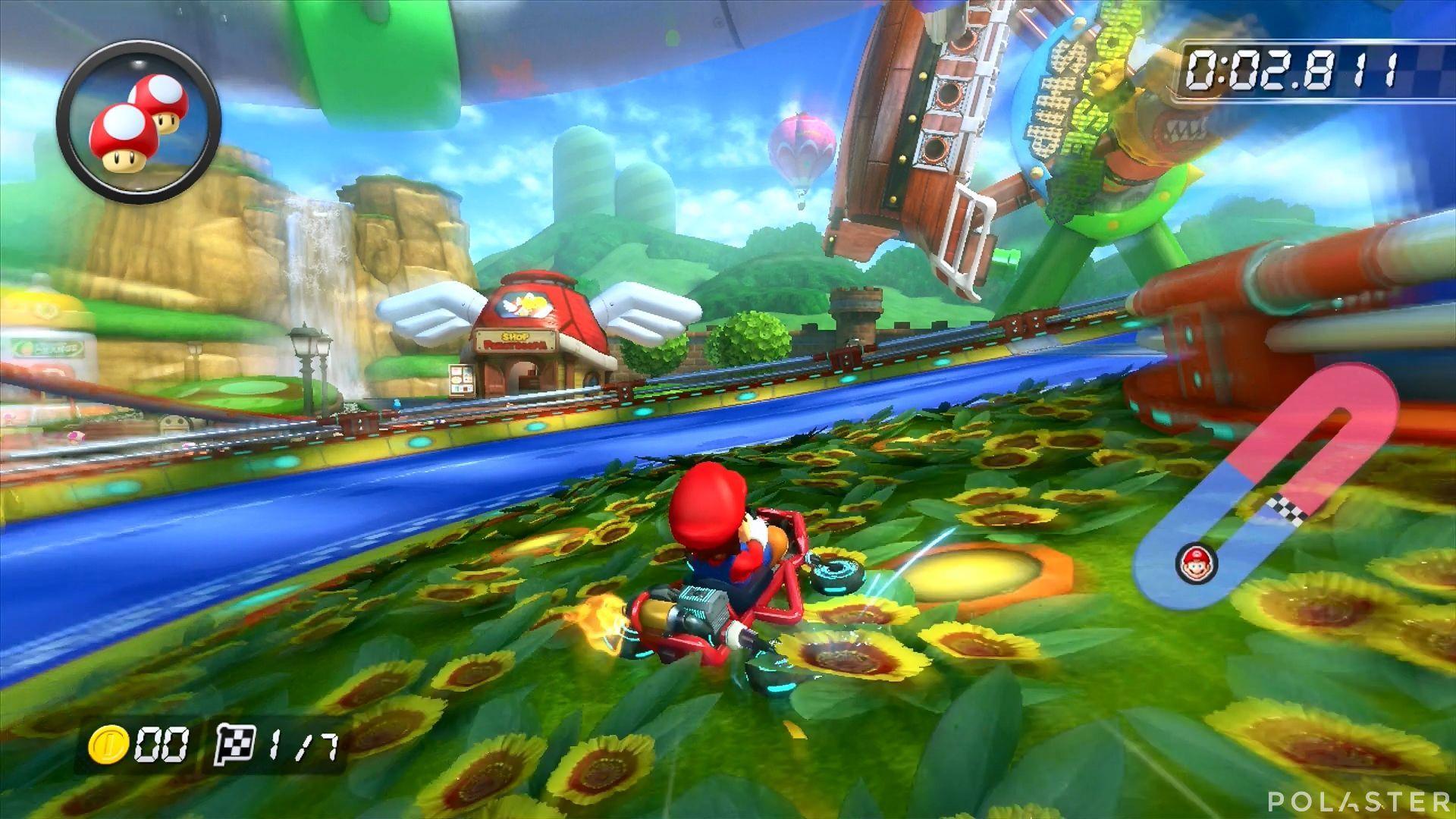 Mario Kart 8 - Parque Bebé