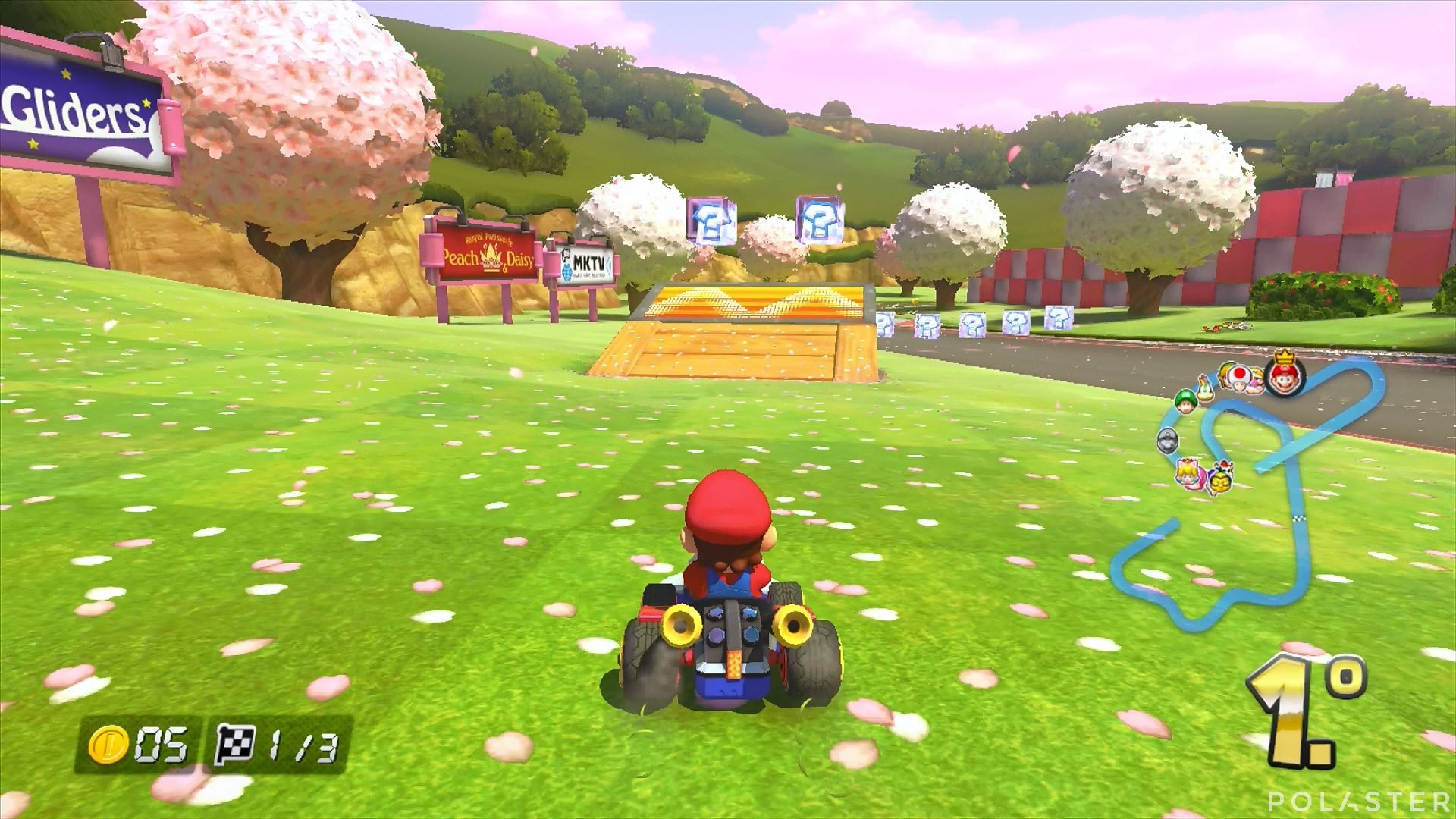 Mario Kart 8 - Pista Real
