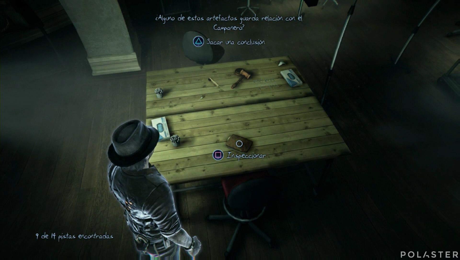 Murdered: Soul Suspect Museo de historia Pista