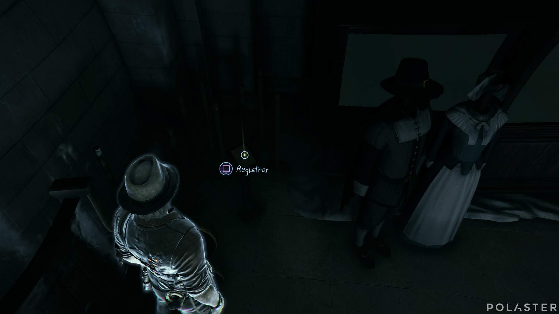 Murdered: Soul Suspect Coleccionable Placa de las supersticiones