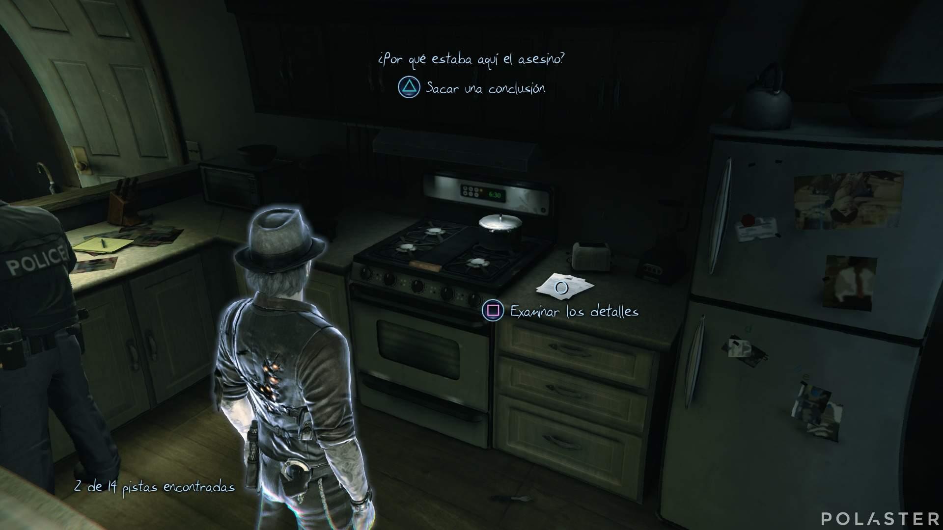 Murdered: Soul Suspect Pista Apartamentos