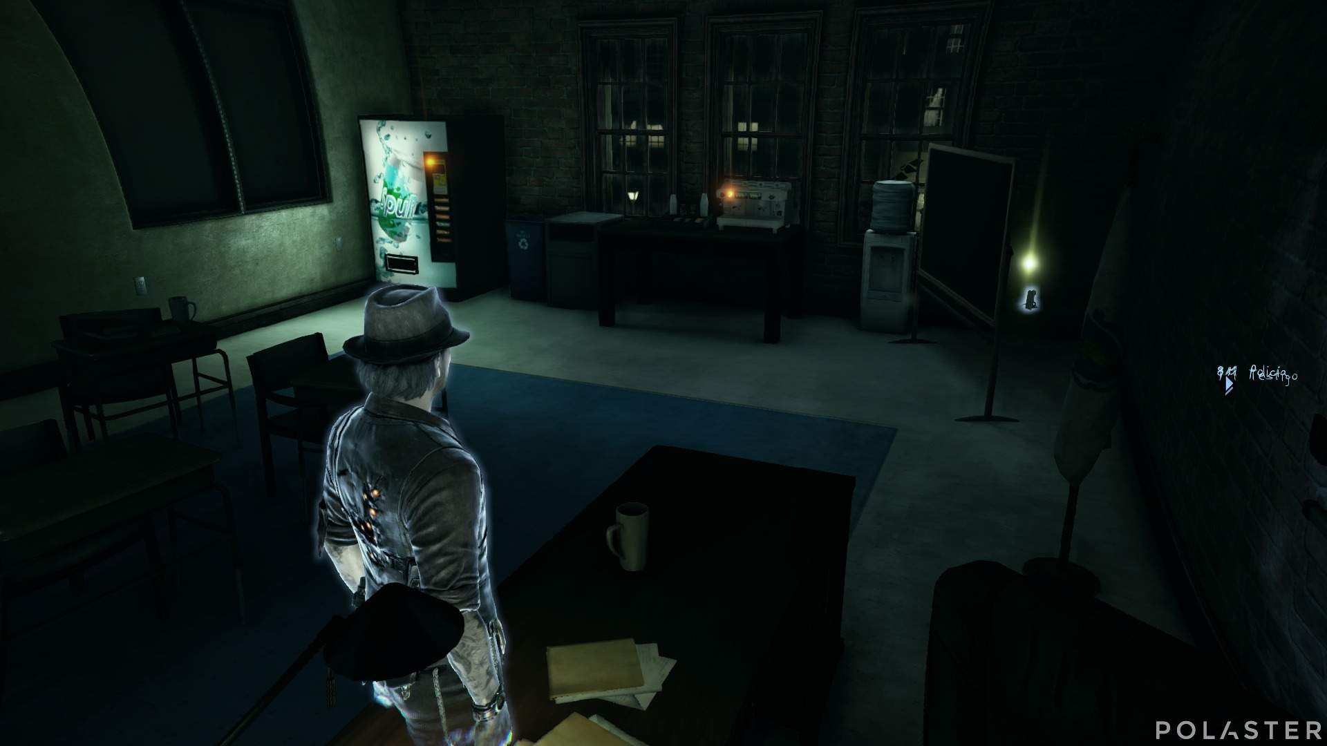 Murdered: Soul Suspect El espectro infatigable Rifle viejo