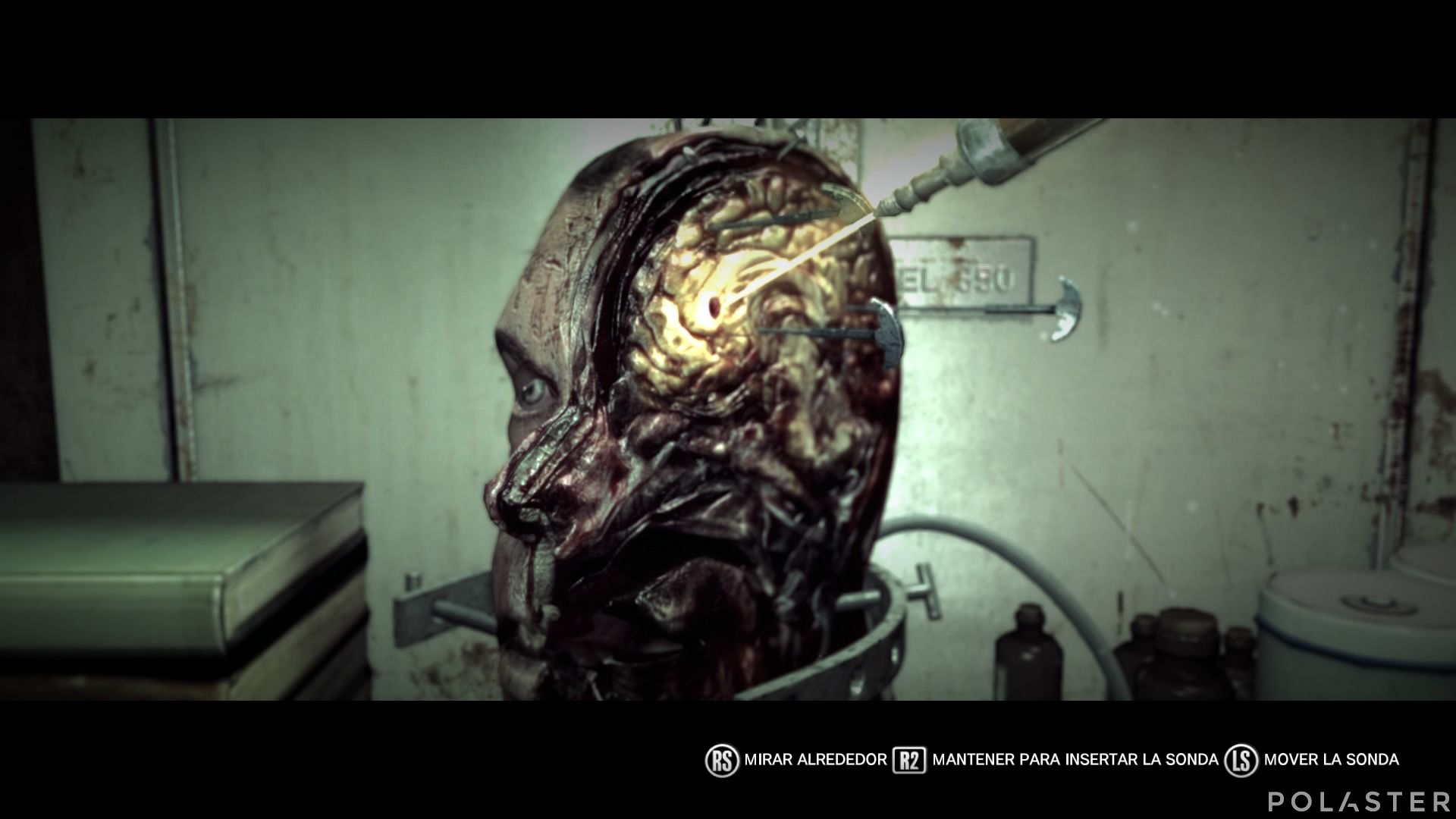 The Evil Within: Puzle Cerebro Capítulo 9