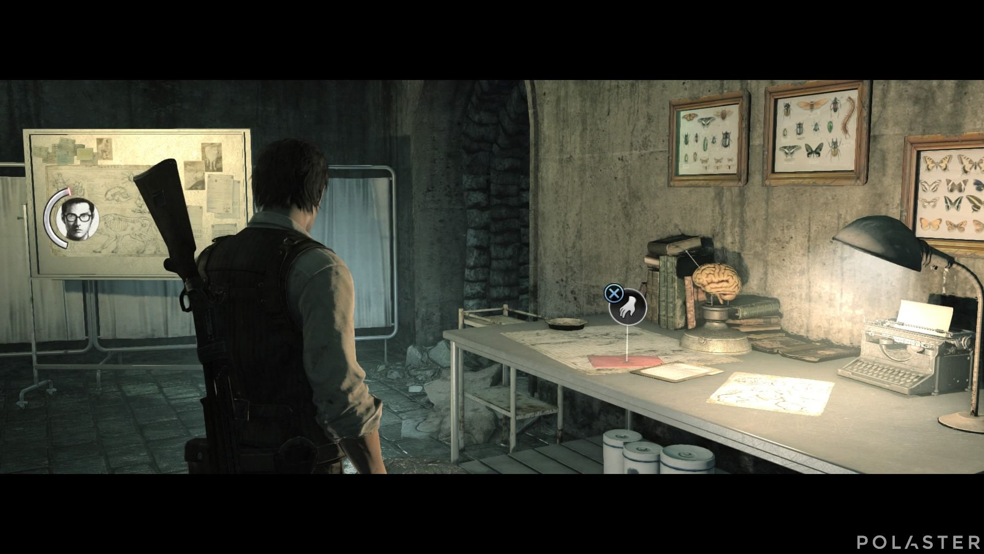 The Evil Within - Coleccionables - Documento: 1ª nota del laboratorio del cementerio