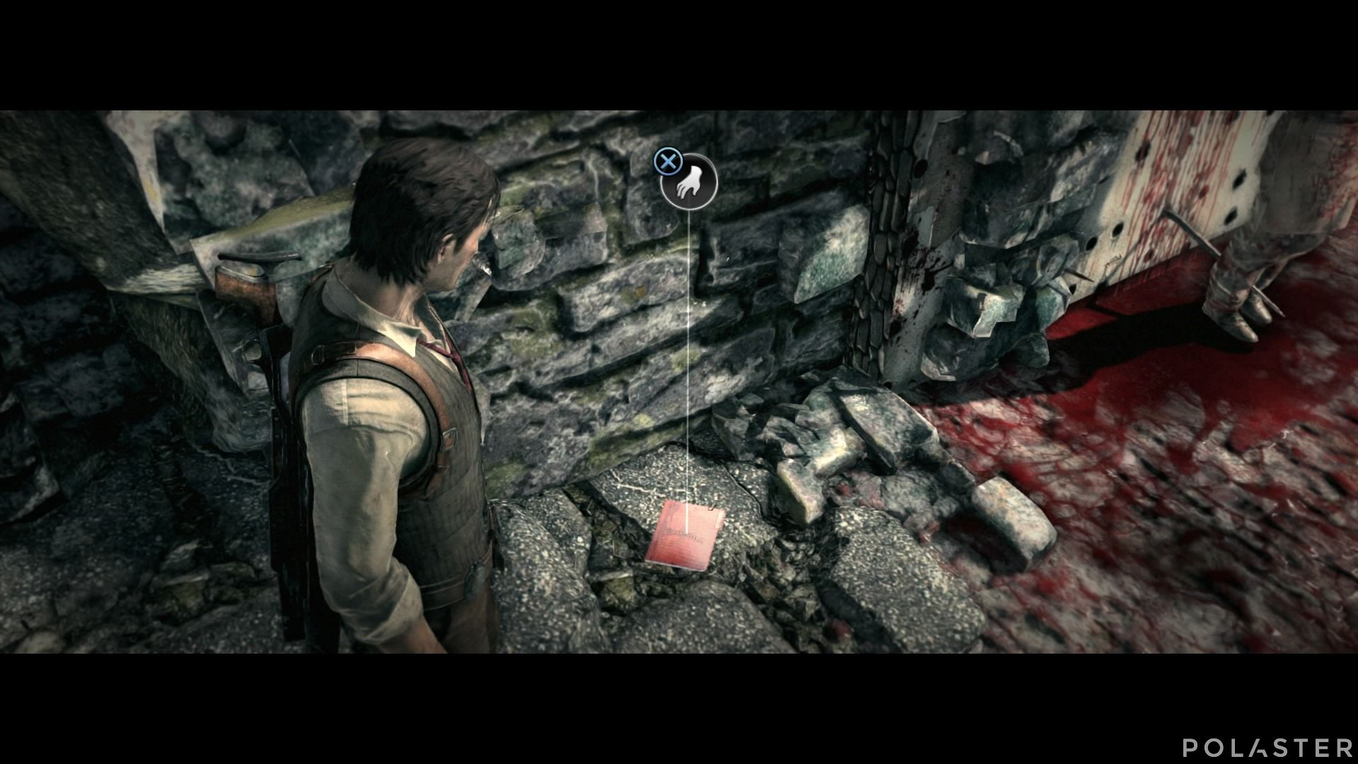 The Evil Within - Coleccionables - Documento: Nota de la cueva