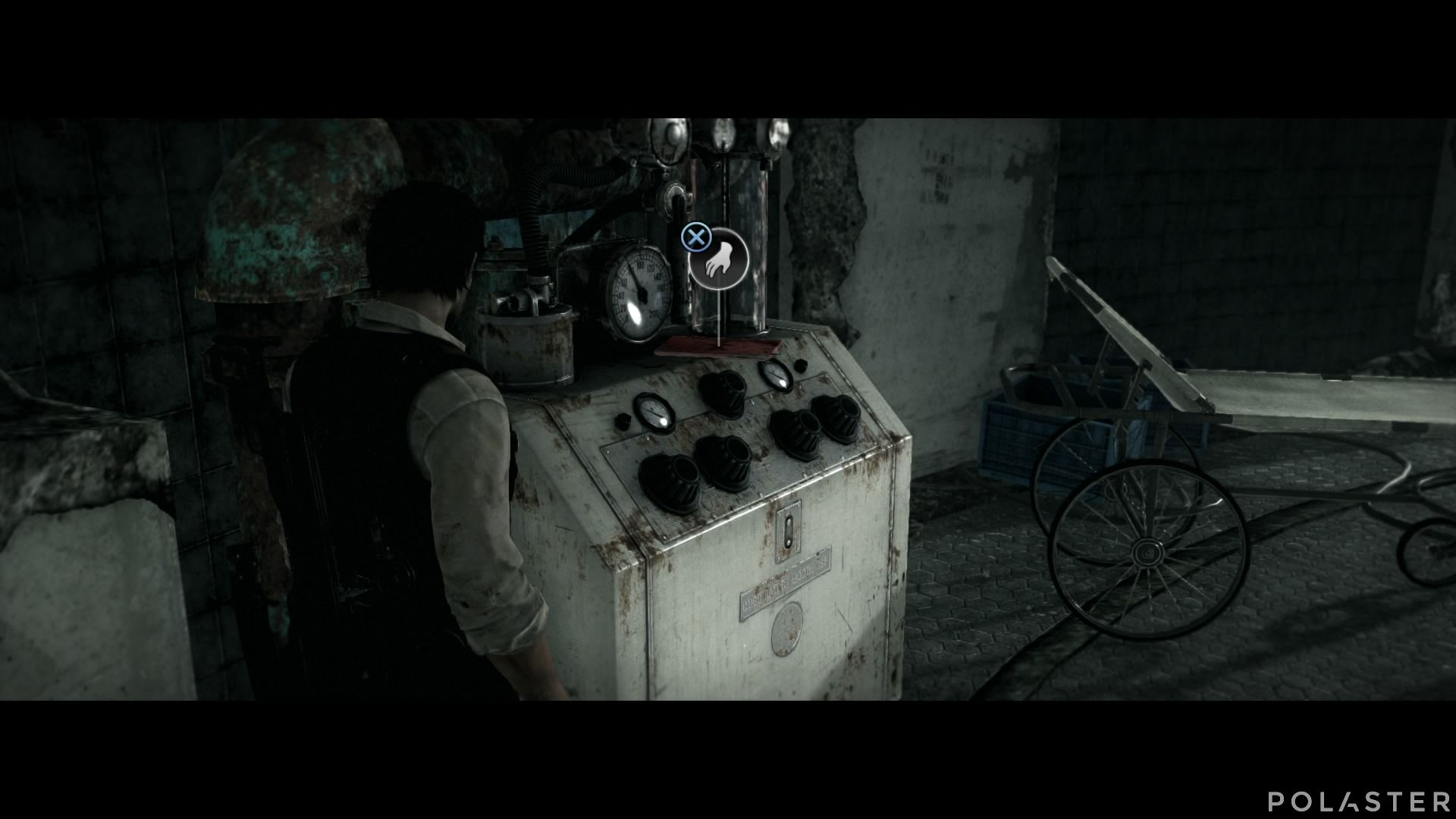The Evil Within - Coleccionables - Documento: Nota del centro de investigación