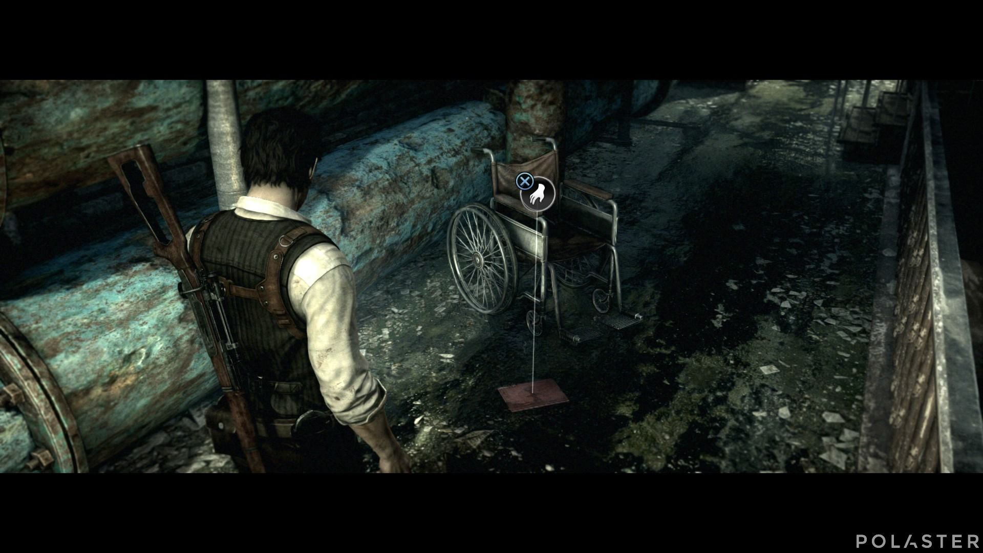 The Evil Within - Coleccionables - Documento: Nota reciente de la alcantarilla
