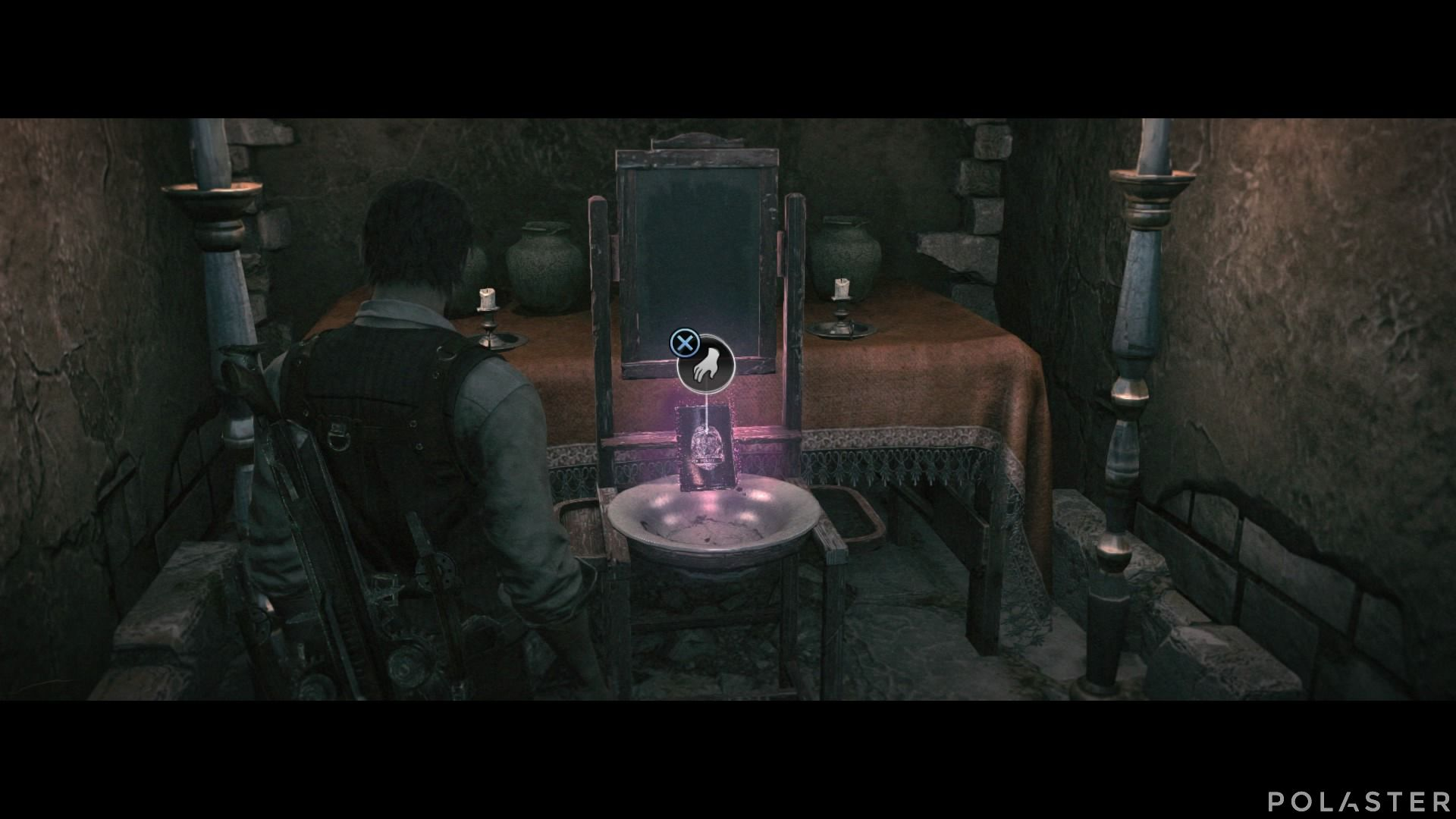 The Evil Within - Coleccionables - Documento personal: Anuncio del nacimiento de Lily