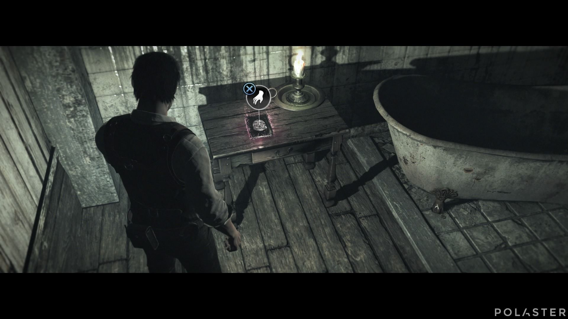 The Evil Within - Coleccionables - Documento personal: Entrada del diario - Diciembre de 2004