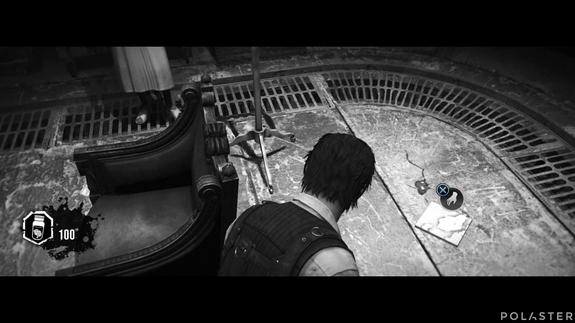 The Evil Within - Coleccionables - Fragmento de mapa 1