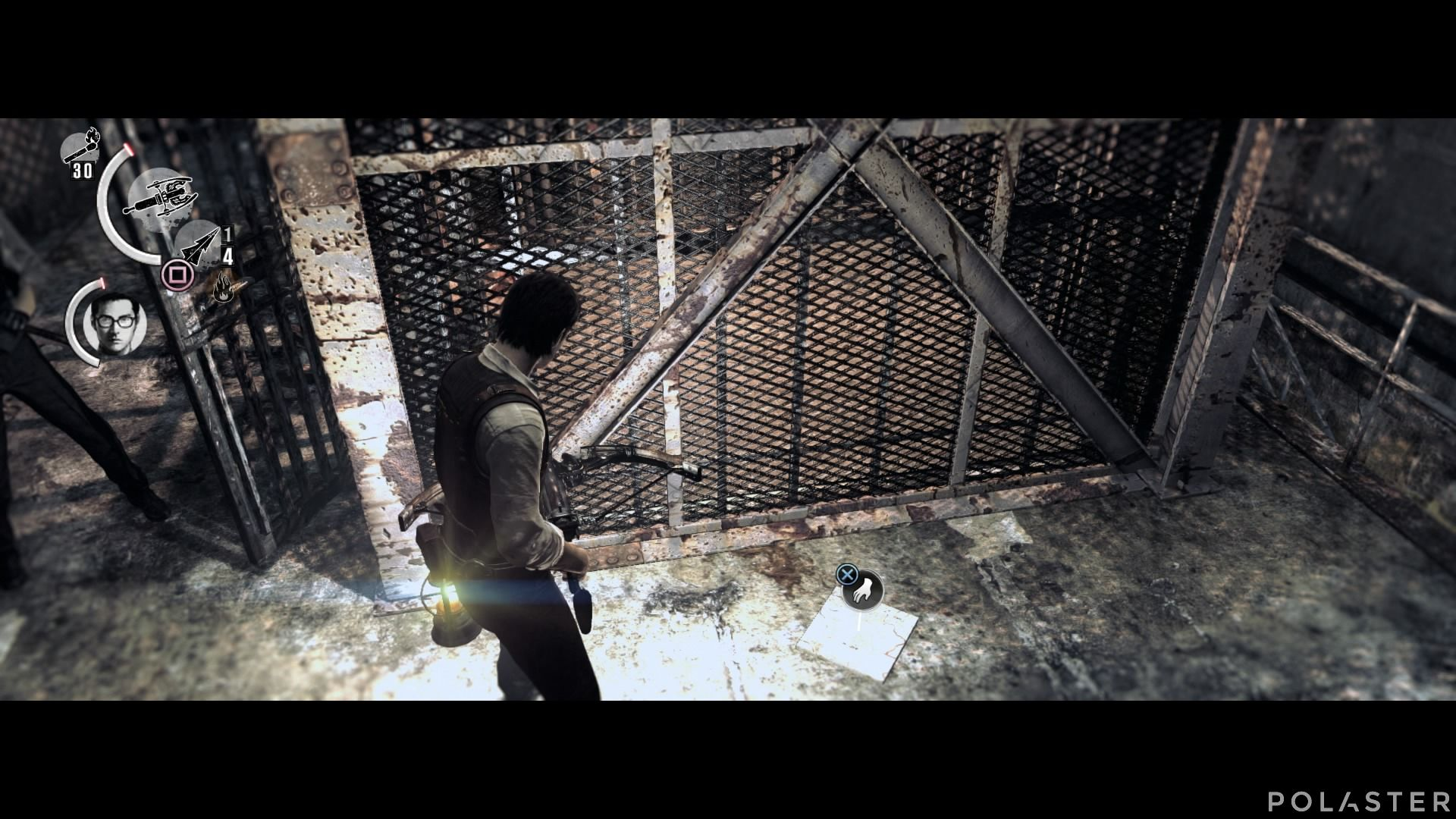 The Evil Within - Coleccionables - Fragmento de mapa 11