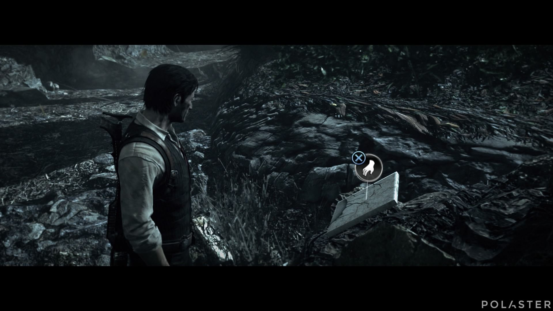 The Evil Within - Coleccionables - Fragmento de mapa 15