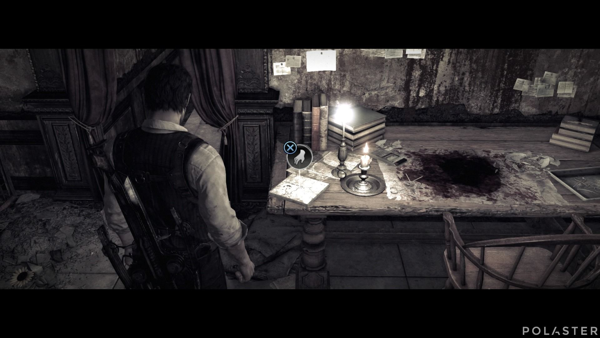 The Evil Within - Coleccionables - Fragmento de mapa 17