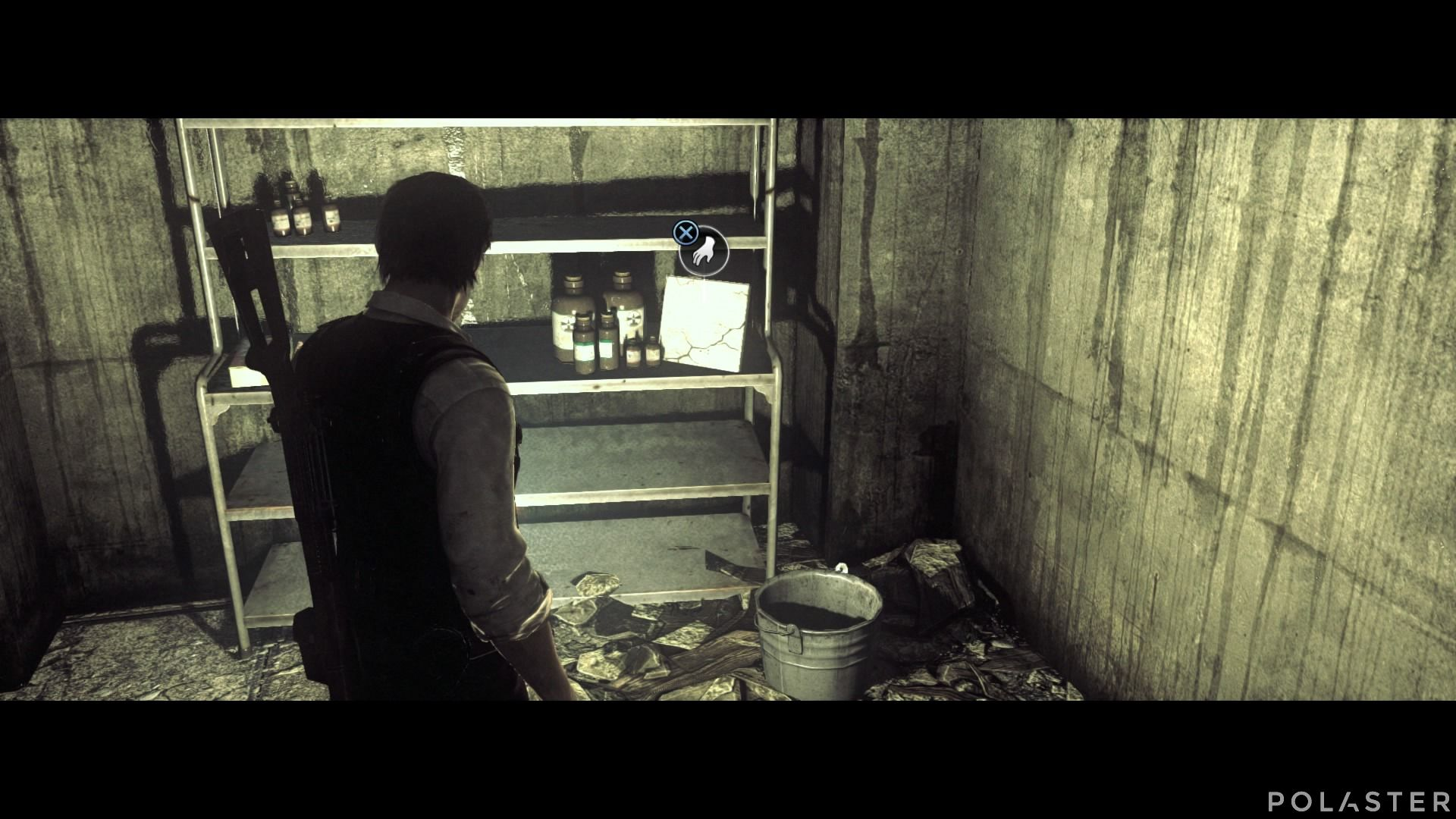The Evil Within - Coleccionables - Fragmento de mapa 18