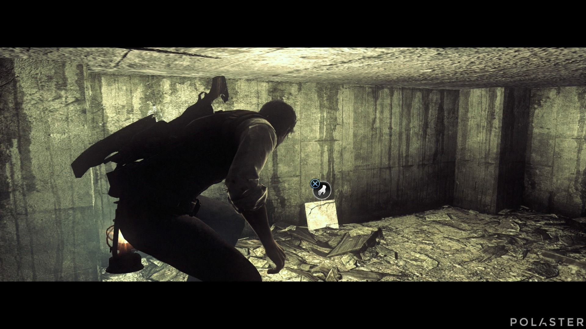 The Evil Within - Coleccionables - Fragmento de mapa 19