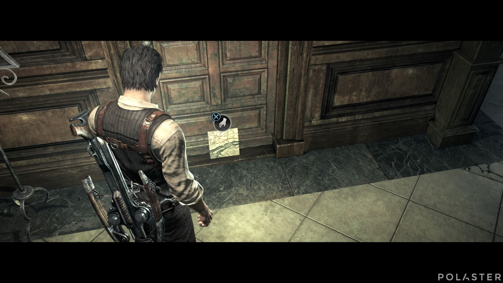 The Evil Within - Coleccionables - Fragmento de mapa 20