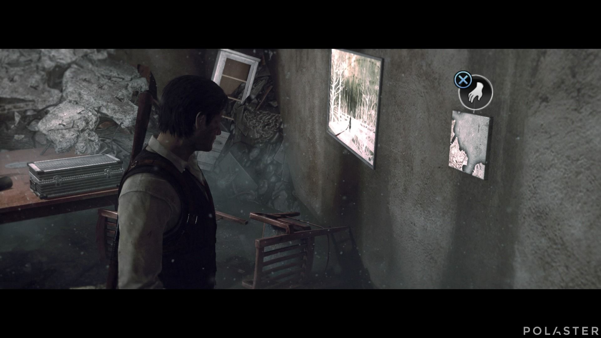 The Evil Within - Coleccionables - Fragmento de mapa 21