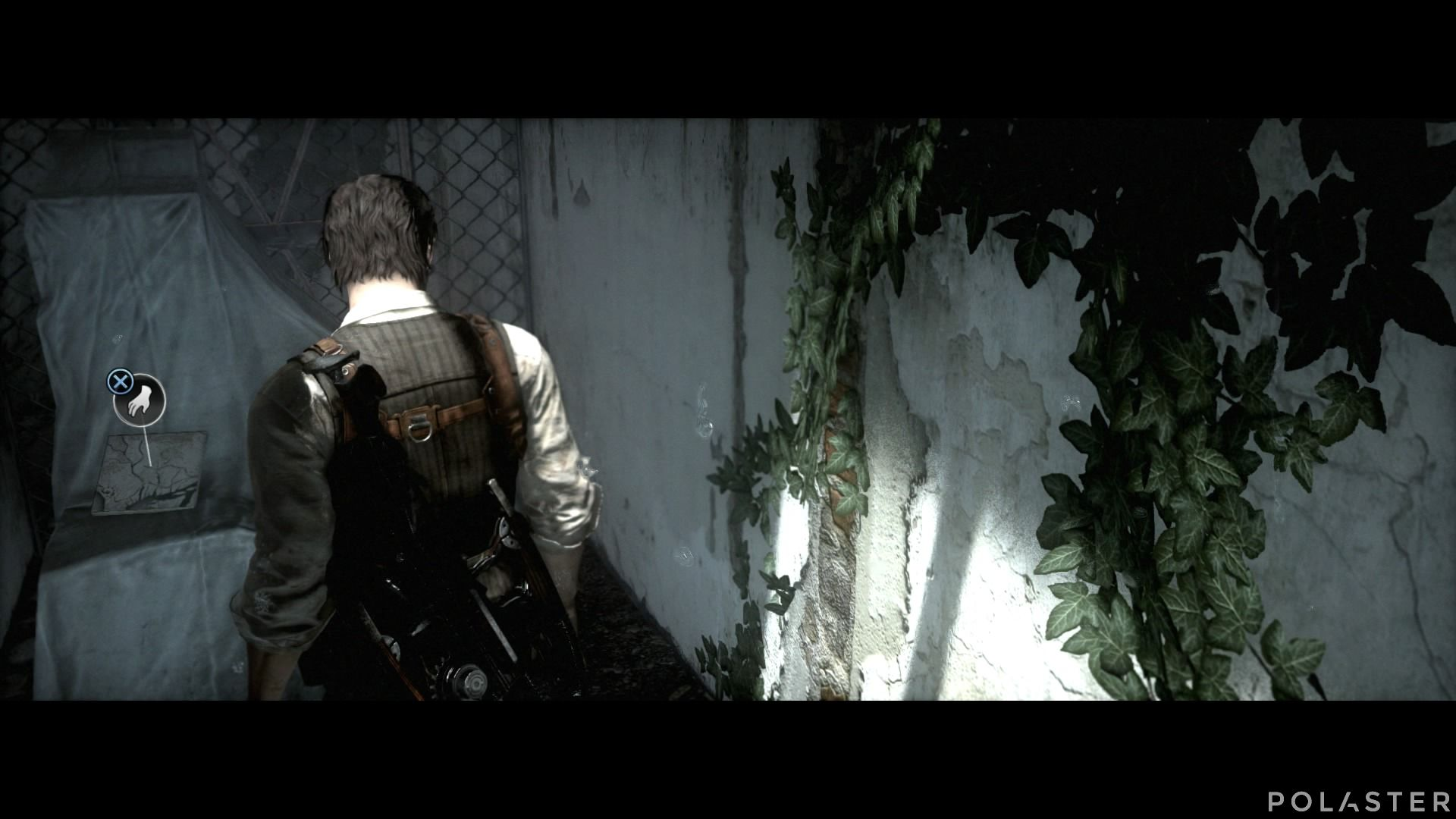 The Evil Within - Coleccionables - Fragmento de mapa 28