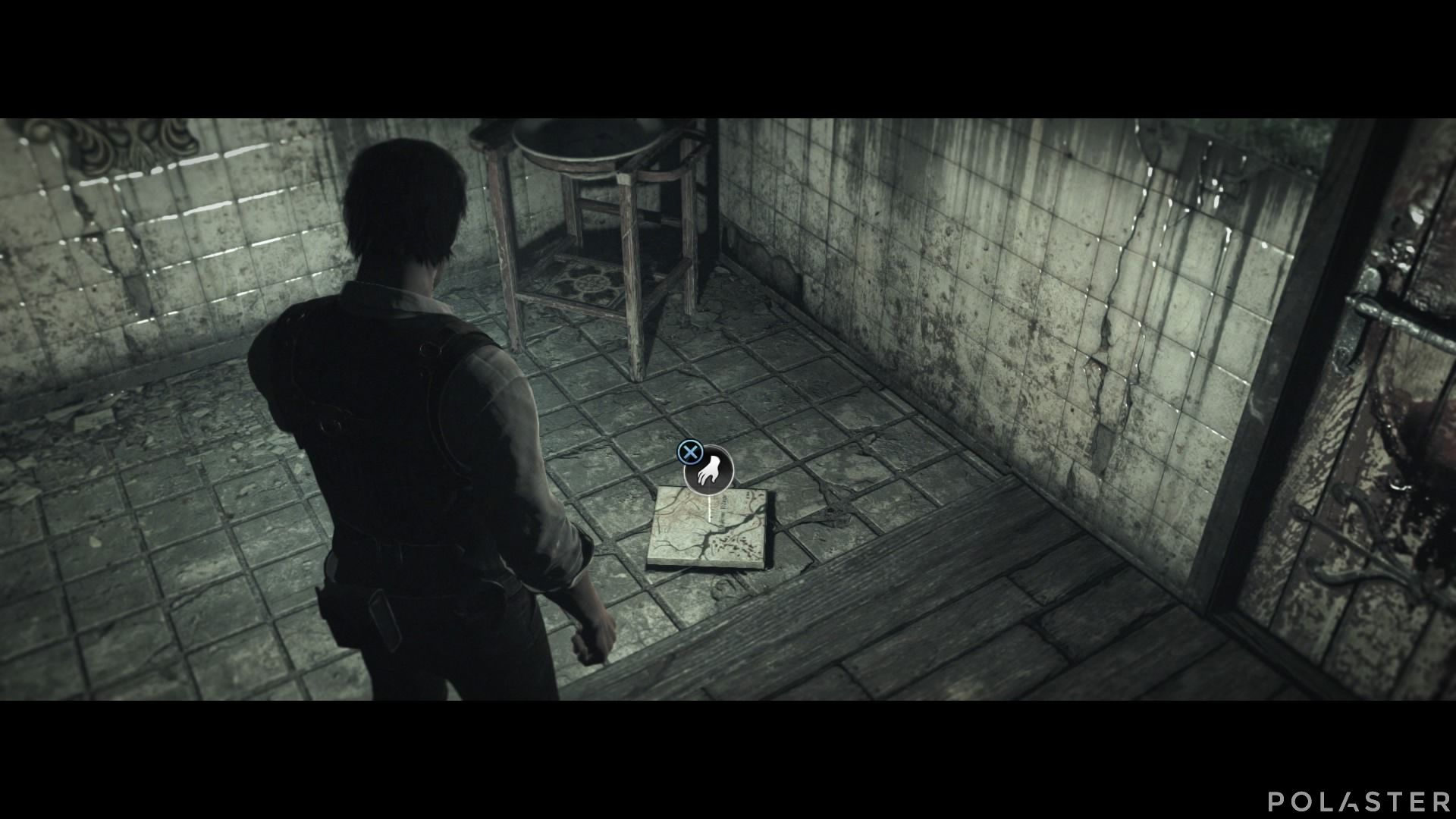The Evil Within - Coleccionables - Fragmento de mapa 4