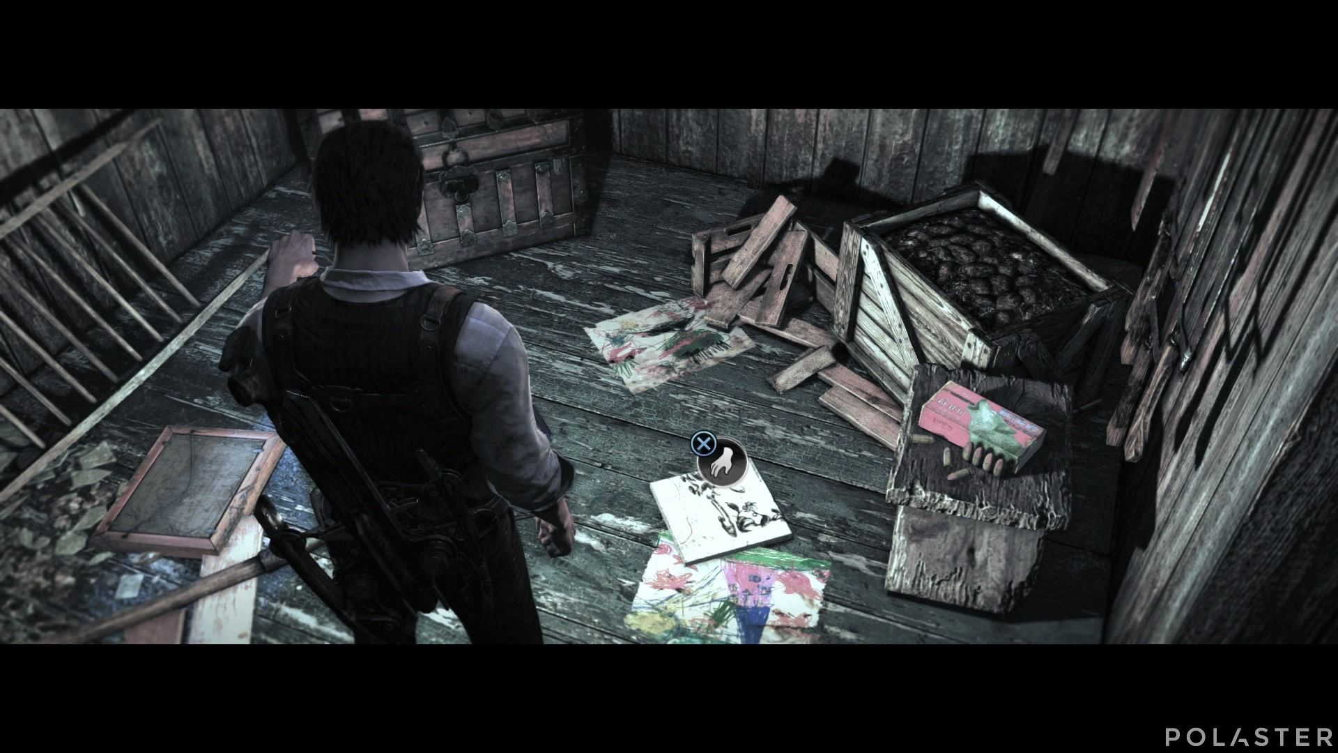 The Evil Within - Coleccionables - Fragmento de mapa 5