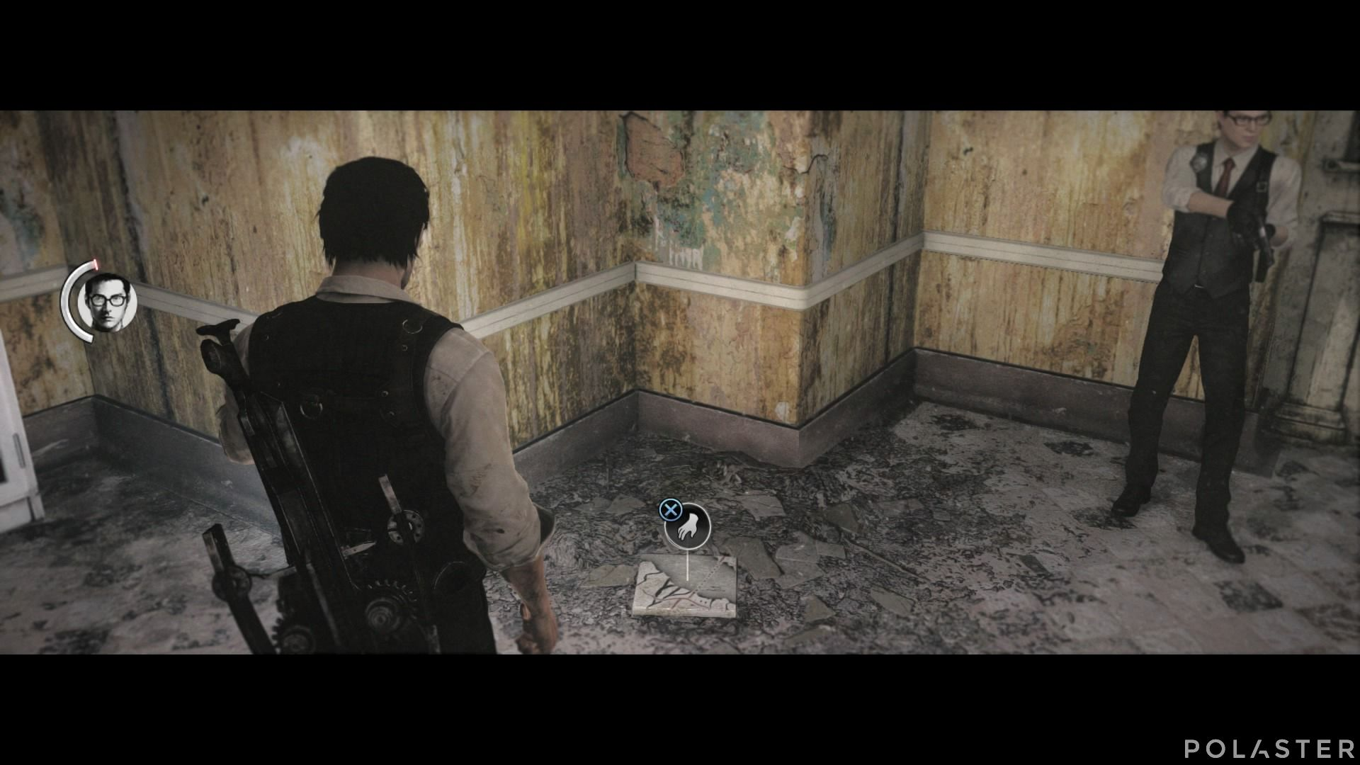The Evil Within - Coleccionables - Fragmento de mapa 9